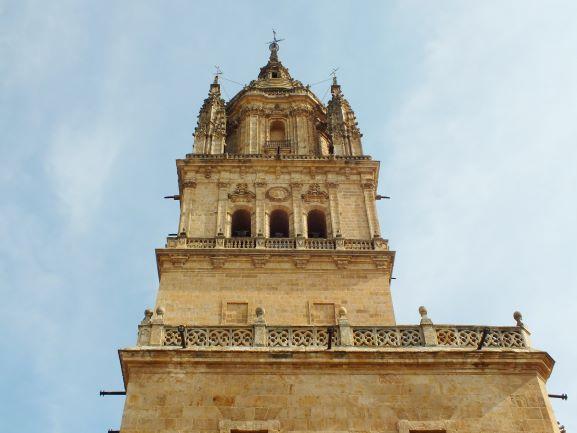 torres catedral Salamanca