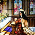 Santa Teresa de Jesús en Alba de Tormes