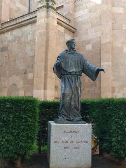 San Juan de Sahagún en Salamanca